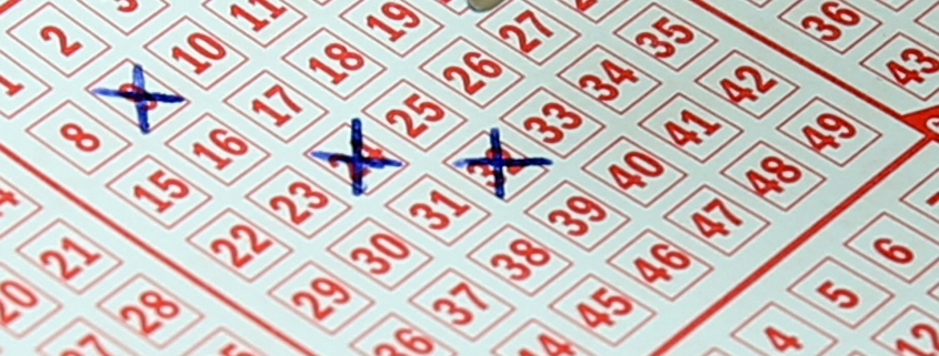 Are lottery winnings marital property?