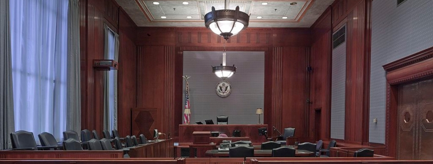 Redesigning the courtroom for a better divorce